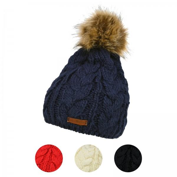 Mütze Faux
